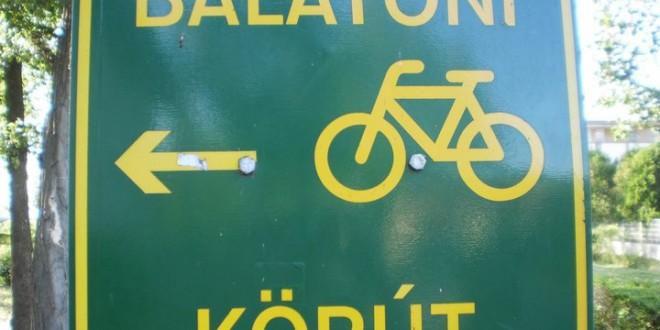 balatoni kerékpártúra….